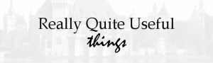 reallyquiteusefulthings